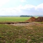 Vynětí pozemku ze zemědělského půdního fondu.