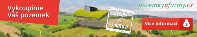 Výkup pozemků - rychle a za hotové