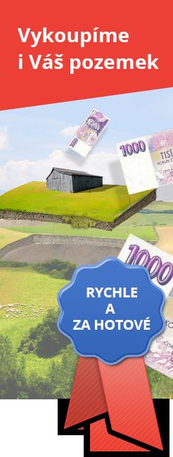 Výkup pozemků